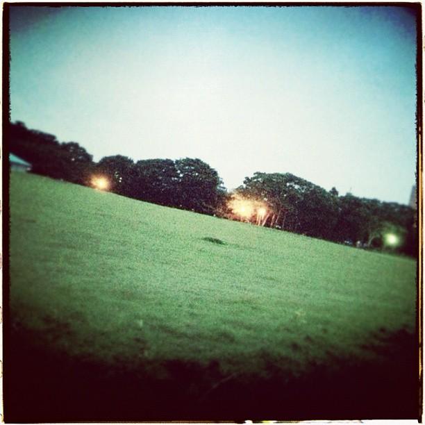 evening - from Instagram