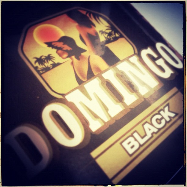 DOMINGO BLACK - from Instagram