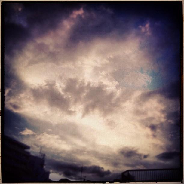cloud - from Instagram