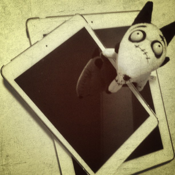 iPad&iPadmini&sparky - from Instagram