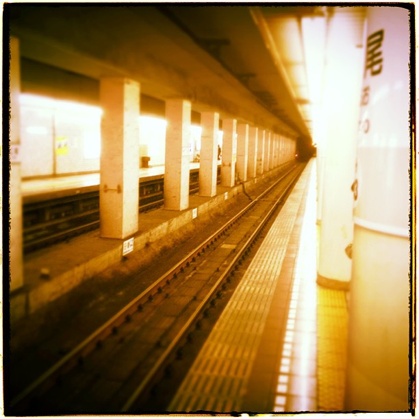 Subway - from Instagram