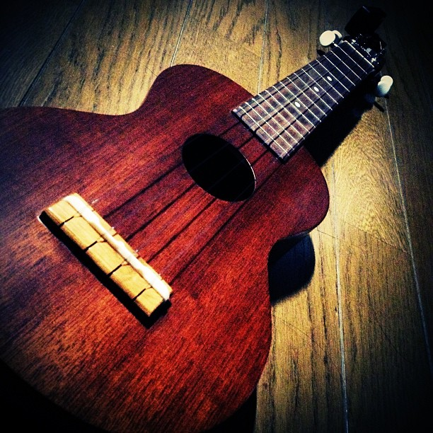 My Uke - from Instagram