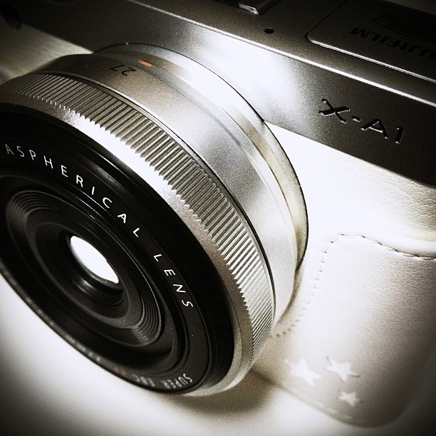 New camera - from Instagram