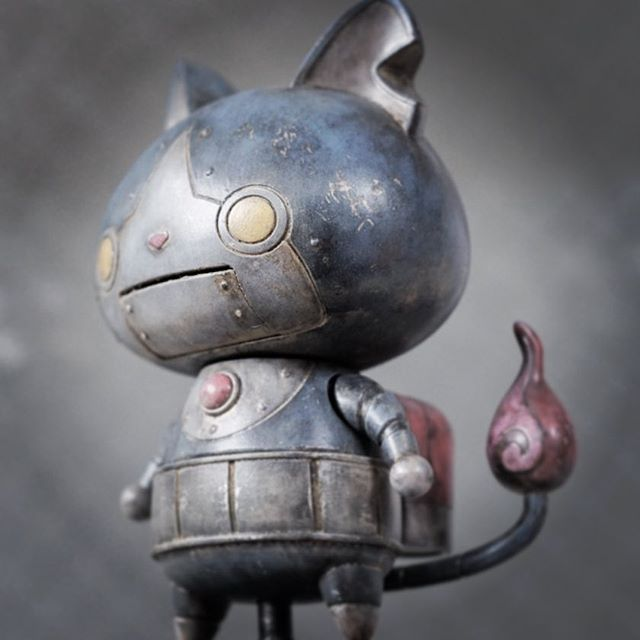 Japanese droid - from Instagram
