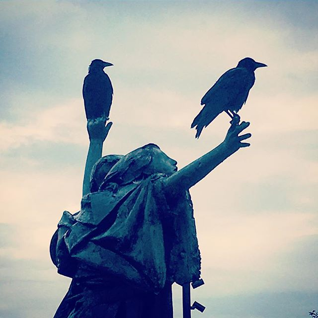 Grand Lovers + Two Crows - from Instagram